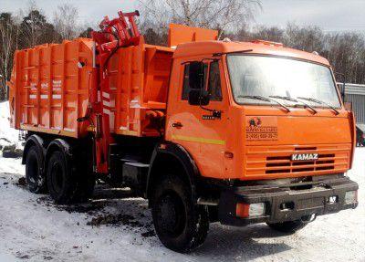 Cтандартные мусоровозы с боковой загрузкой