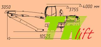Экскаватор-перегружатель на колесном ходу Е230WН
